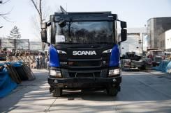 Scania. P440B8X4HZ, 12 740куб. см., 32 000кг., 8x4. Под заказ