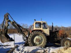 МТЗ 80. Трактор , 80 л.с.