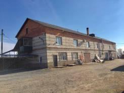 Продам отдельно стоящее двухэтажное здание + участок земли. Улица Сельскохозяйственная 1а, р-н МРО, 720,0кв.м.