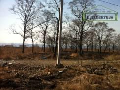 Продается участок в с. Ясное , пер. Чернышева. 1 500кв.м., аренда, электричество. Фото участка