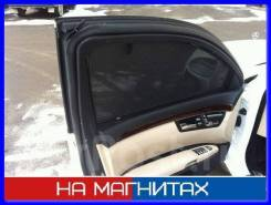 Шторки. Toyota Land Cruiser Prado, GRJ120W, GRJ125W