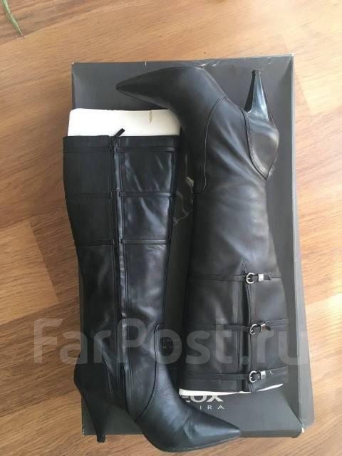 2559095d7 Продам демисезонные женские сапоги Geox Respira, 37 р-р - Обувь в ...