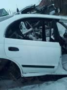 Дверь боковая Toyota Corona ST190 задняя правая