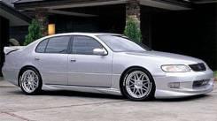 Обвес кузова аэродинамический. Toyota Aristo, JZS147, JZS147E. Под заказ