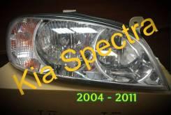 Фара. Kia Mentor Kia Spectra, LD, SD Kia Shuma Kia Sephia Двигатели: G4GC, S6D, T8D