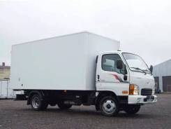 Hyundai HD65. HD-65 DLX фургон сэндвич панели 60 мм (4.4*2.2*2.2), НАЗ, 4x2