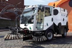 Bucher. Подметально-вакуумная машина ВКМ-2020