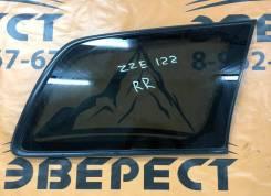 Стекло боковое. Toyota Corolla Axio, NZE120, ZZE122 Toyota Corolla Fielder, CE121, NZE121, NZE124, CE121G, NZE121G, NZE124G, ZZE122, ZZE122G, ZZE123...