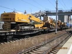 Крепление грузов на Ж/Д платформах, вагонах, контейнерах