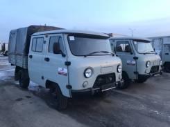 УАЗ-39094 Фермер. Новый автомобиль УАЗ от компании Бизнесавто, 2 700куб. см., 1 050кг., 4x4