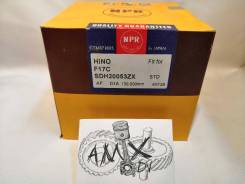 Кольца поршневые F17C F17E STD SDH20053ZX-B NPR HINO PROFIA