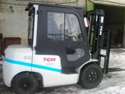 TCM. Погрузчик ТСМ, 3 000кг., Дизельный