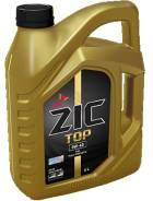 Масло моторное ZIC TOP SM/CF (ACEA A3/B3/B4) 0w40 синтетика 4л Замена XQ
