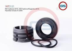Ремкомплект рулевой рейки Hyundai Sonata VI 2009-, KIA Optima/Magentis 2010- GS 1KIT3121