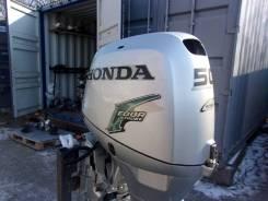 Honda. 50,00л.с., 4-тактный, бензиновый, нога L (508 мм), 2005 год