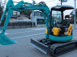 Kubota RX-303. Kubota RX303, 3х тонник робот на железных гусках. Под заказ