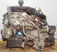 Двигатель с КПП, Honda D13B - 1404502 AT FF SOHC carburator