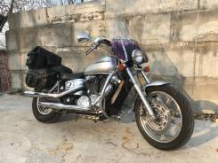 Honda Shadow 1100. 1 100 куб. см., исправен, птс, без пробега