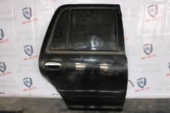 Дверь задняя правая на Lincoln Navigator 1