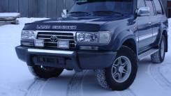 Тюнинг фары Toyota Land Cruiser 80 (1990-1998) с маркировкой