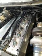 Карбоновая планка катушек зажигания RB25 RB26 R32 R33 R34. Toyota Coaster, RB26