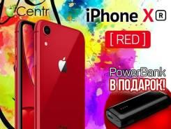 Apple iPhone Xr. Новый, 64 Гб, Красный, 3G, 4G LTE, Защищенный, NFC