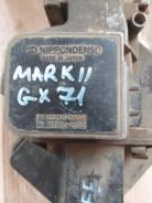 Датчик расхода воздуха. Toyota Mark II, GX71, GX60, GX60G, GX61 Двигатель 1GFE