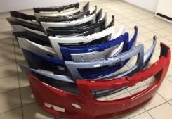 Новый бампер в цвет Chevrolet Cruze 09-