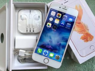 Apple iPhone 6s. Б/у, 64 Гб, Золотой, 3G, 4G LTE, Защищенный, NFC