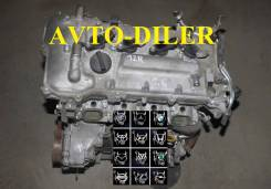 Двигатель Toyota Corolla 1.6 1ZR-FE 124лс