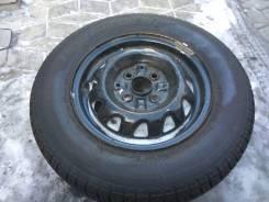 """Продам R13 175/70 пару летних колес. 5.0x13"""" 4x100.00 ЦО 54,1мм."""
