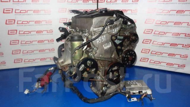 Двигатель Toyota, 2NZ-FE   Установка   Гарантия до 100 дней
