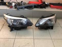 Фара. BMW 5-Series, E60, E61