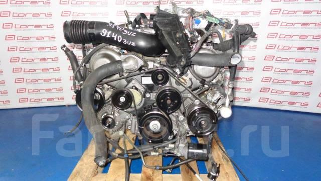 SWAP-комплект (ДВС+КПП) Toyota 3UZ-FE | Установка | Гарантия