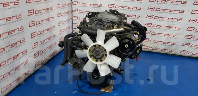 Двигатель Nissan KA24DE | Установка | Гарантия до 100 дней