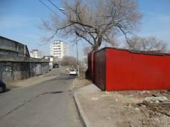 Гаражи металлические. улица Чапаева 12, р-н Вторая речка, 17кв.м. Вид снаружи