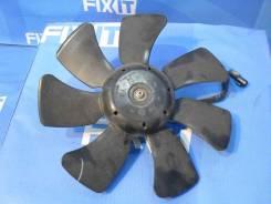 Вентилятор Mitsubishi Galant Fortis (Lancer X) CY4A, правый