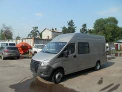 ГАЗ ГАЗель Next. Газель Next С46R92 цельнометаллический грузопассажирский фургон, 2 776куб. см., 2 000кг., 4x2