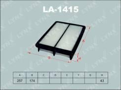 Фильтр воздушный |В наличии на складе! LYNXauto LA1415