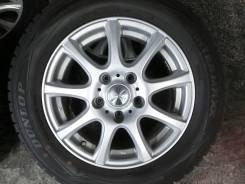 "Комплект колес на зиму. 6.0x15"" 5x114.30 ET45 ЦО 73,0мм."