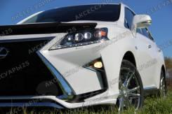 Бампер F-Sport для Lexus RX270 / RX350 / RX450h в стиле 2016г+