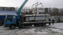 Перевозим катера
