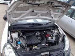Двигатель Nissan AD VY12, HR15, 2007г.