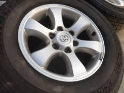 "Toyota. 7.5x17"", 6x139.70, ET30, ЦО 110,1мм."