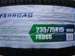Farroad FRD66. Летние, 2019 год, без износа, 4 шт