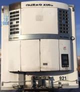 Samro. Рефрижераторный прицеп . Thermoking SL400E 2002г., 20 000кг.