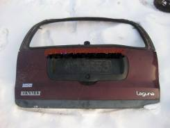 Дверь багажника. Renault Laguna Двигатели: F3P, F3R, F4P, F4R, F9Q, G8T, K4M, L7X, N7Q, Z7X