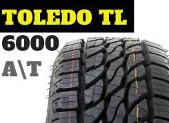 Toledo TL6000. Грязь AT, 2018 год, без износа, 4 шт