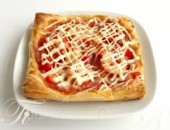 Пицца с ветчиной (Готовые обеды)