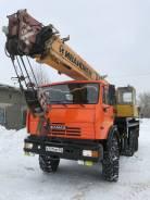 Ивановец КС-45717К-3Р. Автокран, 13 000куб. см., 22,00м.